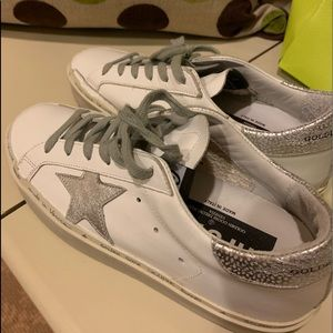 Authentic Golden Goose High Star sneakers